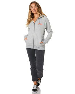 GREY MARLE WOMENS CLOTHING RUSTY JUMPERS - FTL0709GMA