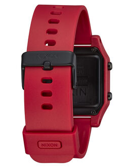 RED MENS ACCESSORIES NIXON WATCHES - A1282200-00