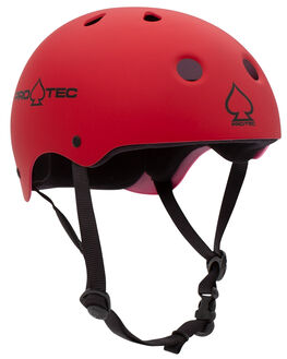 MATTE RED BOARDSPORTS SKATE PROTEC ACCESSORIES - 2000163MRED