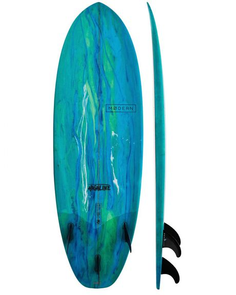 SEA TINT BOARDSPORTS SURF MODERN GSI SURFBOARDS - MD-HLPU-SEAT
