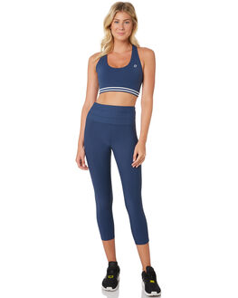 PEBBLE BLUE WOMENS CLOTHING LORNA JANE ACTIVEWEAR - 021938PBL
