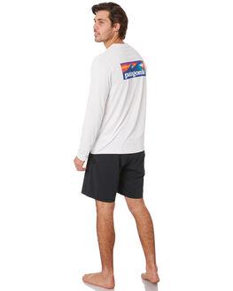 WHITE MENS CLOTHING PATAGONIA TEES - 45190BOLW