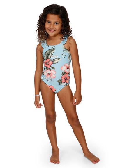 BLUE KIDS GIRLS BILLABONG SWIMWEAR - BB-5591561-BLU