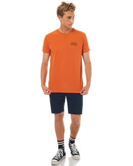 SALAMANDER MENS CLOTHING DEUS EX MACHINA TEES - DMP71469BSMDR