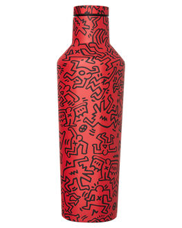 RED WOMENS ACCESSORIES CORKCICLE DRINKWARE - CI2CKSAXRRED