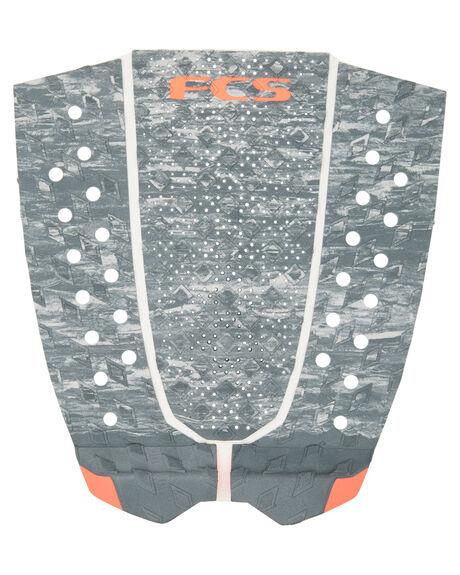 GREY FADE BOARDSPORTS SURF FCS TAILPADS - FT302GRYFD