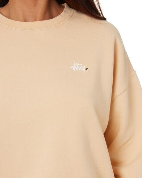BUTTER WOMENS CLOTHING STUSSY JUMPERS - ST1M0152BUT