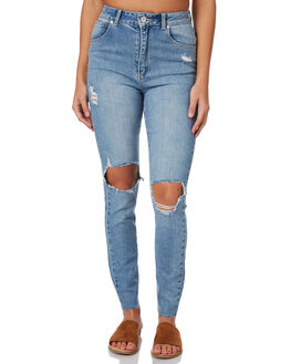 ENIGMA WOMENS CLOTHING A.BRAND JEANS - 71158EN