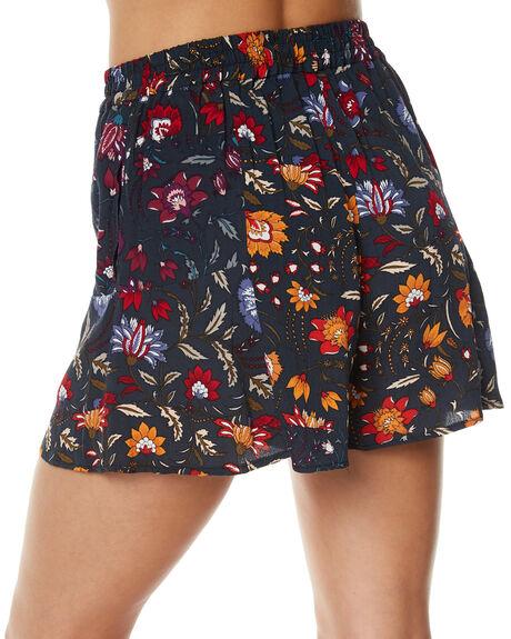 OCEAN WOMENS CLOTHING TIGERLILY SHORTS - T371303OCE