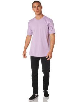 LAVENDER MENS CLOTHING AS COLOUR TEES - 5026LAVEN