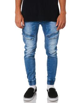ARIZONA BLUE MENS CLOTHING NENA AND PASADENA PANTS - NPMFP004ARZB