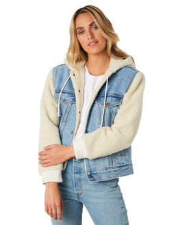 HIDDEN RIVER WOMENS CLOTHING LEVI'S JACKETS - 79692-00000000