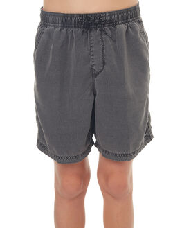 BLACK KIDS BOYS BILLABONG BOARDSHORTS - 8572439BLK