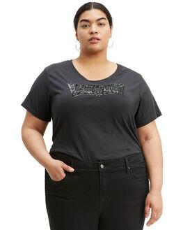 METEORITE WOMENS CLOTHING LEVI'S TEES - C35790-0053