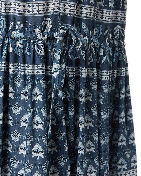 SLATE BLUE WOMENS CLOTHING RIP CURL SKIRTS - GSKAB91115