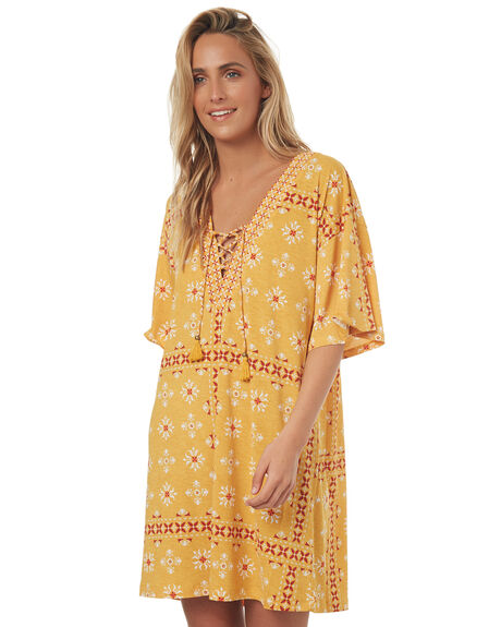 SUNSTONE WOMENS CLOTHING TIGERLILY DRESSES - T372033SUN