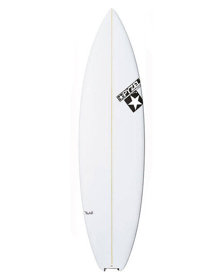 CLEAR BOARDSPORTS SURF PYZEL PERFORMANCE - PYTHESLABCLR