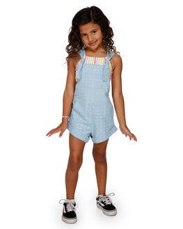 SURFWASH KIDS GIRLS BILLABONG DRESSES + PLAYSUITS - BB-5591503-S89
