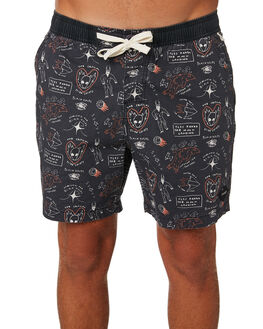 PHANTOM MENS CLOTHING THE CRITICAL SLIDE SOCIETY BOARDSHORTS - BS1890PHA