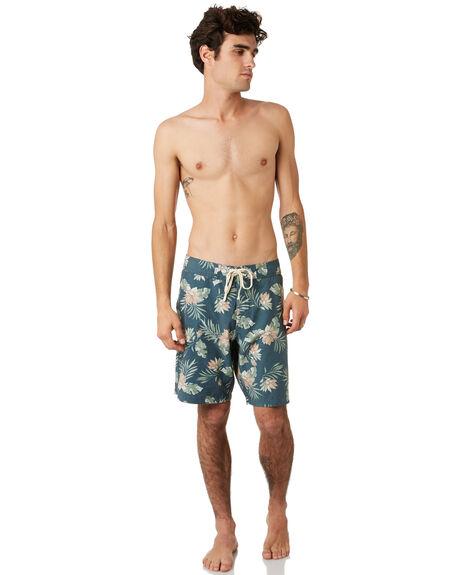 VINTAGE NAVY MENS CLOTHING RHYTHM BOARDSHORTS - JAN20M-TR12-NAV
