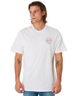 WHITE MENS CLOTHING VOLCOM TEES - A5001914WHT