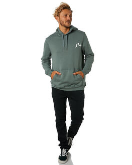 EVERGREEN MENS CLOTHING RUSTY JUMPERS - FTM0747EVG