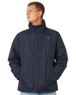 URBAN NAVY MENS CLOTHING THE NORTH FACE JACKETS - NF0A307KH2G