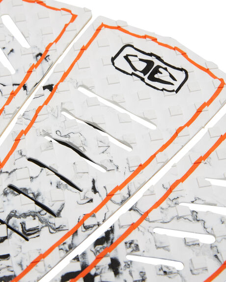 ORANGE BOARDSPORTS SURF OCEAN AND EARTH TAILPADS - ZTP14ORA