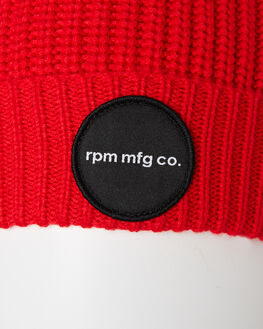 RED WOMENS ACCESSORIES RPM HEADWEAR - 9WAC03A8RED