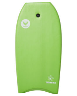 GREEN WHITE BOARDSPORTS SURF HYDRO BODYBOARDS - EB18-HYD-040GRNW