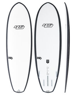 CLEAR BOARDSPORTS SURF HAYDENSHAPES GSI FUNBOARD - HS-PLUFF-0506-CLR