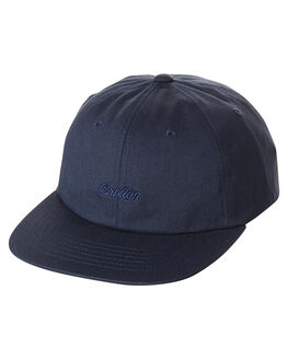 NAVY MENS ACCESSORIES BRIXTON HEADWEAR - 00574NVY