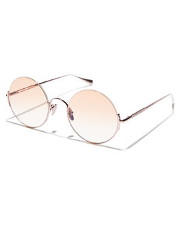 BLUSH WOMENS ACCESSORIES SUNDAY SOMEWHERE SUNGLASSES - SUN178-BLU-SUNBLSH