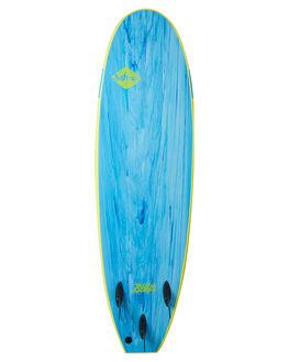 ICE YELLOW BOARDSPORTS SURF SOFTECH SOFTBOARDS - ROLVF-IYM-066IYLW