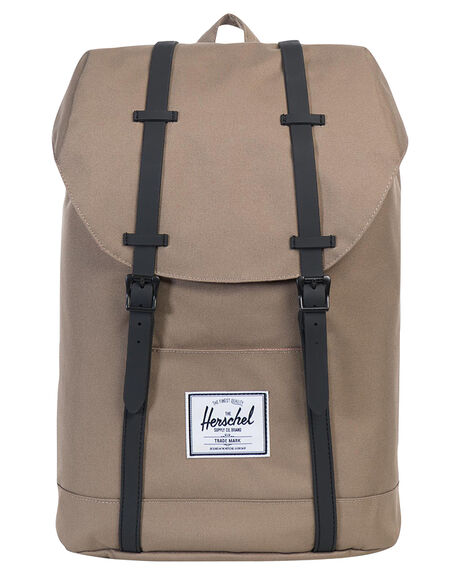 91c3507edc Herschel Supply Co Retreat Backpack - Lead Green Black