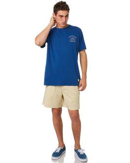 NATURAL MENS CLOTHING KATIN BOARDSHORTS - TRBLOSS00NAT
