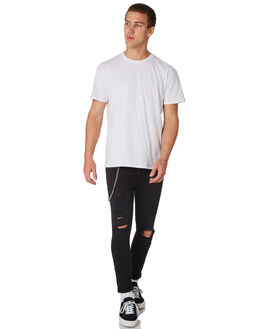RAMBLIN JAMS MENS CLOTHING A.BRAND JEANS - 812464292