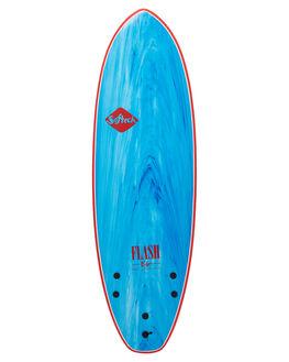BLUE RED BOARDSPORTS SURF SOFTECH SOFTBOARDS - FEGII-BUM-050BLURD