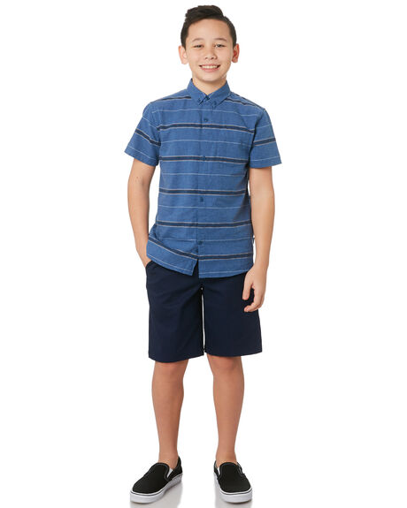 OBSIDIAN KIDS BOYS HURLEY SHORTS - CI7349451