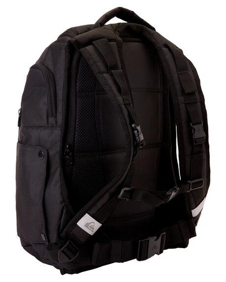 BLACK MENS ACCESSORIES QUIKSILVER BAGS + BACKPACKS - AQYBP03116-KVJ0