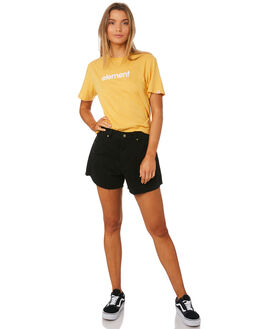 GOLDEN WOMENS CLOTHING ELEMENT TEES - 286011GLE