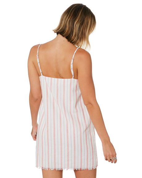 STRIPE OUTLET WOMENS NUDE LUCY DRESSES - NU23885STP