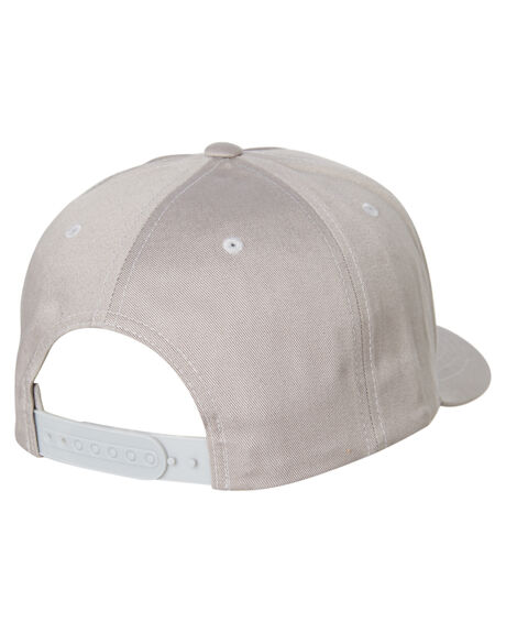 ALUMINUM MENS ACCESSORIES BRIXTON HEADWEAR - 10453ALGRY