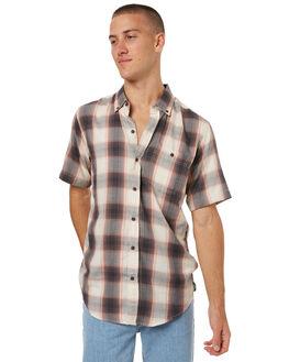 DARK GREY MENS CLOTHING EZEKIEL SHIRTS - ES172049DGRY