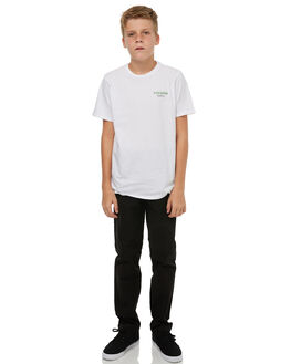 BLACK KIDS BOYS SWELL PANTS - S3183193BLACK