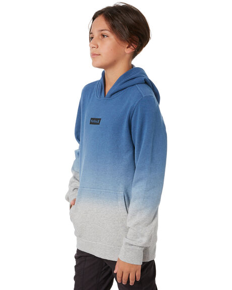 PACIFIC BLUE KIDS BOYS HURLEY JUMPERS + JACKETS - CT1951499