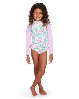 MULTI KIDS GIRLS BILLABONG SWIMWEAR - BB-5792013-MUL