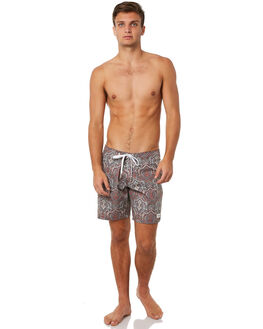 MOROCCAN TEAL MENS CLOTHING RHYTHM BOARDSHORTS - JUL18M-TR08TEA