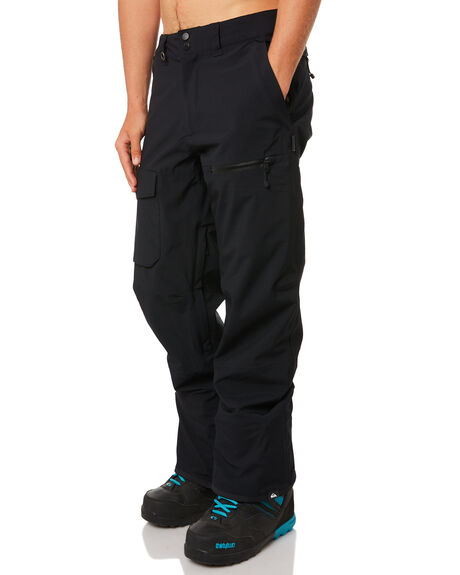 BLACK BOARDSPORTS SNOW QUIKSILVER MENS - EQYTP03081KVJ0