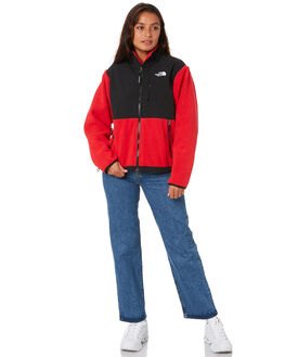 TNF RED WOMENS CLOTHING THE NORTH FACE JACKETS - NF0A3XCE682